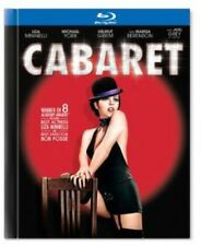 Cabaret [2 Discs] [Blu-ray/CD] (2013, REGION A Blu-ray New) BLU-RAY Book/WS