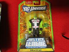 BRAINIAC Justice League UNLIMITED fan collection DC UNIVERSE 2009 comics 75