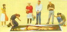 H0 Preiser 10549 Artisti Di Strada, Pedonale