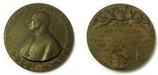 Medaglia J.B.S.R.E. Card. Nasalli Rocca De Corn Archied Bonon 1932 Bronzo