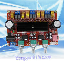 TPA3116D2 2.1 CH 50Wx2+100W HIFI Digital Subwoofer Amplifier Board 12V-24V