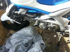 SUZUKI GLADIUS 650 CRASH PROTECTORS 2009 to 2015