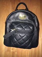 LUV BETSEY by BETSEY JOHNSON LB ADOR Mini Backpack Black