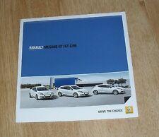Renault Megane GT/FOLLETO línea GT 2010