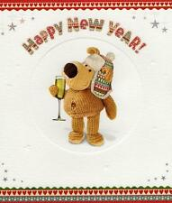 Boofle Happy New Year Card Lovely Special Festive Seasonal Greeting Cards