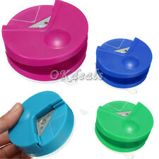 R4 Corner Rounder 4mm Paper Punch Card Photo Cutter Tool Craft Scrapbooking DIY