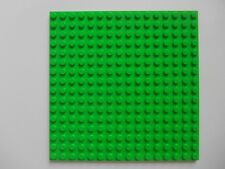 ►►► LEGO : Plaque de Base VERTE 16 x 16 - TBE - Plate Friends City ◄◄◄