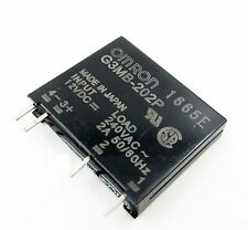 10PCS G3MB-202P DC-AC PCB SSR In 12V DC AC 2A Out 240V Solid State Relay T3