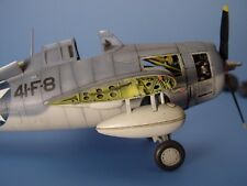Aires 1:48 F4F-4 Wildcat Wingfold Set for Tamiya Kit - Resin Update #4053