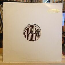 """[RAP]~NM 12""""~KOUSHIK~Be With~Homage~Pretty Soon~[2005 STONES THROW Issue]~"""