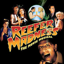 Reefer Madness 2-CD Collectors Edition 2008 by Reefer Madness Ex-library