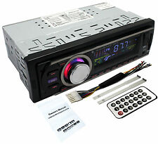 Portable FM and MP3 Stereo Radio Receiver Aux with USB Port and SD CardSlot