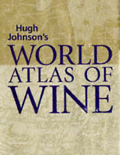 The World Atlas of Wine, Hugh Johnson