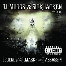 The Legend Of The Mask & The Assassin, DJ Muggs vs Sick Jacken, Very Good Explic