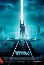 Tron Legacy Movie Poster #A01 11inx17in mini poster