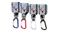 Chums Water Bottle Holder Clip Carabiner 4 Pack