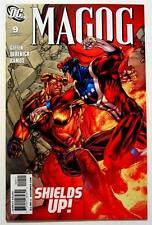 MAGOG DC 2010 NO. #9 (NM) UNREAD