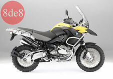 BMW R1200 GS Adventure (2010) - Manual de taller en DVD