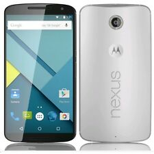 Unlocked Google Nexus 6 64GB Smartphone  - Cloud White (XT1103)