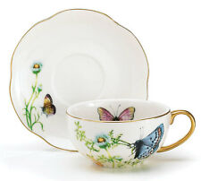 burton+Burton Porcelain Tea Cup & Saucer Gift Set  WINGS OF GRACE