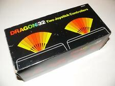 Dragon 32 ~ 2 Joystick Controllers ~ Boxed / Tested and Working (6)