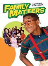 Family Matters: The Complete Fourth Season (DVD, 2014, 3-Disc Set)