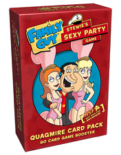 Gale Force Nine Family Guy Quagmires Card Pack Game Booster Free UK P&P