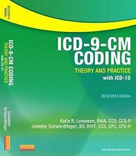 ICD-9-CM Coding: Theory and Practice with ICD-10, 20132014 Edition, 1e-ExLibrary