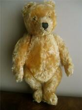 "16"" Antique / Vintage German Steiff Teddy Bear Circa 1950's -Excellent condition"