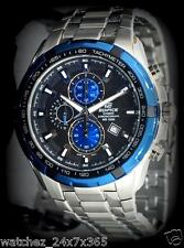 CASIO EDIFICE CHRONOGRAPH EF-539D-1A2V  STAINLESS STEEL CASE DATE DISPLA2