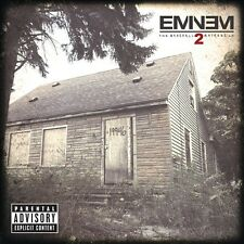 The Marshall Mathers LP2 [Deluxe Edition] [PA] [Digipak] by Eminem (CD, Nov-2013