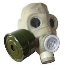 Genuine Soviet Army Gas Mask and Filter Russian Military Surplus PMG prepper