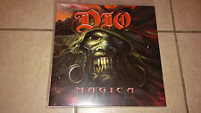 DIO - MAGICA LP HEAVY METAL RARE 500 COPIES BLACK SABBATH VINYL NOTVD