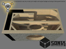 THNDRbox PORTED SUBWOOFER MDF ENCLOSURE FOR JL AUDIO 13W7AE SUB BOX