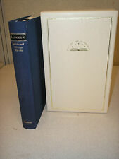 The Library of America Abraham Lincoln Speeches and Writings 1859-1865 slipcase