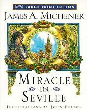 Miracle in Seville (Random House Large Print (Paper))