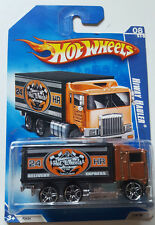 2009 Hot Wheels Copper Hiway Hauler