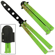 Zombie Killer Blood Spatter Horde Butterfly Trainer Flipper Practice Knife