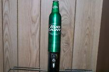 ST. PATRICKS DAY ALUMINUM BEER KEG TAP HANDLE BUD LIGHT 2013