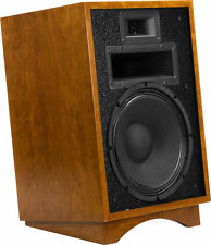 PAIR FLOOR STANDING SPEAKERS KLIPSCH HERESY III BRAND NEW ! WARRANTY - CHERRY