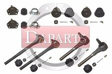 Steering Parts For Camaro Nova Front Tie Rod End Outer Inner Upper Ball Joint
