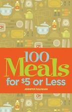 Jennifer Maughan - 100 Meals For Five Dollars Or (2010) - Used - Trade Pape