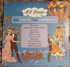 "101 STRINGS ""Victor Young Leroy Anderson"" Vinyl Record LP S-5012"