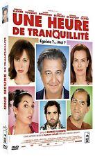 DVD *** UNE HEURE DE TRANQUILITE *** avec C Clavier, C Bouquet, V Bonneton, ...