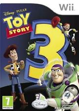 Toy Story 3 Nintendo Wii UK PAL Disney Pixar **FREE UK POSTAGE**