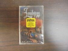 "NEW SEALED ""Loudness"" On The Prowl Cassette Tape (G)"