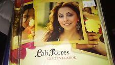 Creo en el amor - Lali Torres - CD