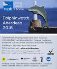 RSPB Pin Badge | Dolphin | DolphinWatch Aberdeen 2016 [00931]