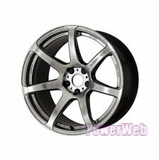 WORK EMOTION T7R 18x7.5 5-114.3 +53 +47 +38 GTS JDM WHEEL 18 *1rim price