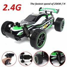 1/20 2WD RC Racing Car 25KM/H High Speed Radio Remote Control RTR Buggy Off Road